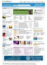 Portal web design