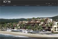 Real estate development web site