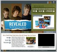 Flash streaming, brochure site